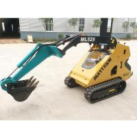 Buy cheap Attachments  MATTSON Mini Digger Attachment from wholesalers