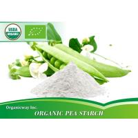 Buy cheap Organic Pea Starch from wholesalers