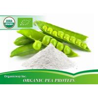 Buy cheap Organic Pea protein from wholesalers