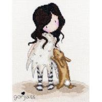 Quality Cross Stitch Little Rabbit for sale