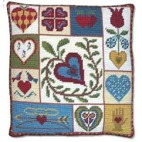 Buy cheap Shaker Patchwork Hearts from wholesalers