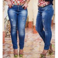 Buy cheap YY-J011 Europe 2016 summer new woman jeans from wholesalers