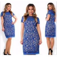 Buy cheap YY-PL909 plus size lace sexy dresses hot sale from wholesalers