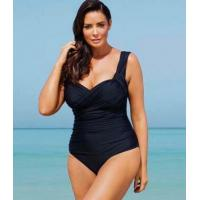 Buy cheap YY-PW091 hot hselling large size swimsuit big woman from wholesalers