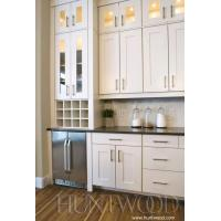 China Tall Kitchen Cabinet With Doors on sale