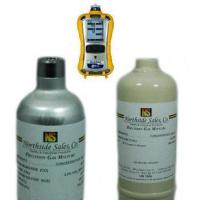 Quality Calibration Gas for RAE Systems MultiRAE Lite 4 Gas Monitor (CO,H2S,LEL,O2) for sale