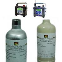 Quality Calibration Gas for RAE Systems AreaRAE Multi-Gas Monitor-Quad Mix with (10ppm H2S) for sale