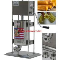 Quality 5 Famous Latin fruit machines Latin Fruit Plants Spain churro machine for sale
