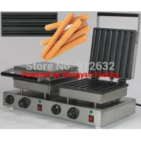 Quality 6 (spain churro machine) stainless steel churros machine for sale
