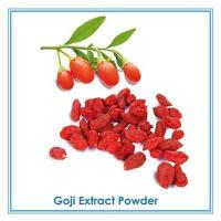 China Organic chinese wolfberry fruit p.e. powder 20%,40%polysaccharides on sale