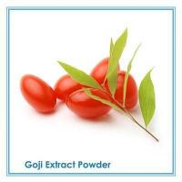 China 100% High quality nature Chinese Wolfberry fruit powder on sale