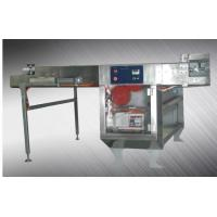 China Moon cakes production line draw a charge spalling machine on sale