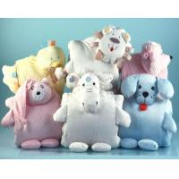 Quality Personalized Baby Gifts Blankie Buddie Character Baby Blankets for sale
