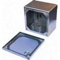 Buy cheap Stainless Steel IP Class Concealed Installation Junction Boxes from wholesalers