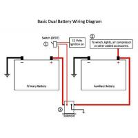 China 12 Volt Winch Wiring Diagram on sale