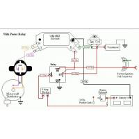 China 12 Volt Winch Wiring Diagram Honda on sale