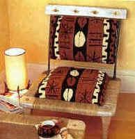 Quality African Inspired Furniture for sale