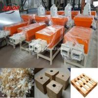 Quality Wood Block Making Machine Wooden Pallet Leg Block Making Machine for sale