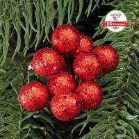 Quality Ball Bauble Hanging Christmas Tree Ornaments for sale