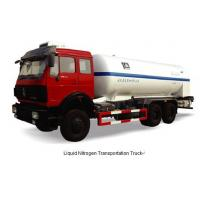 Quality Drilling and Workover Equipment Liquid Nitrogen Transportation Truck and Semi-Trailer for sale