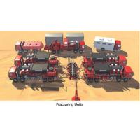Quality Drilling and Workover Equipment Fracturing Package for sale
