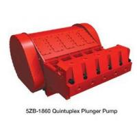 Quality Drilling and Workover Equipment Triplex (Quintuplex) Plunger Pump for sale
