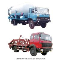 Drilling and Workover Equipment Bulk Cement Tank Transport Truck