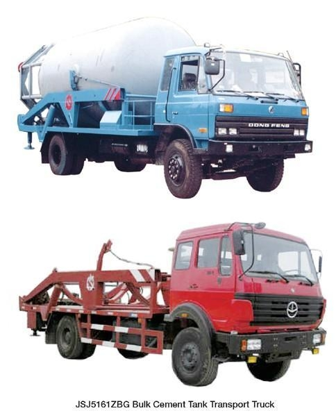 Buy Drilling and Workover Equipment Bulk Cement Tank Transport Truck at wholesale prices