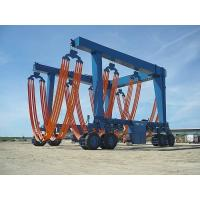 China Marine Mobile Boat Hoist Group on sale