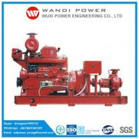 Dual-start Safely Water to Air Fighting Water Pump