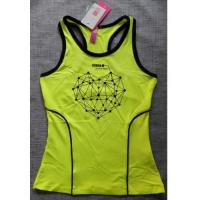 Buy cheap Girls Sport Sleeveless Dry Fast T-Shirt Top from wholesalers
