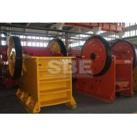 Efficient HJ Series Jaw Crusher
