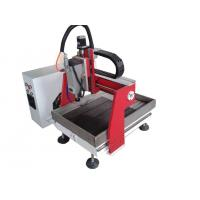 Quality High accuracy hobby mini cnc router machine 4040 for sale