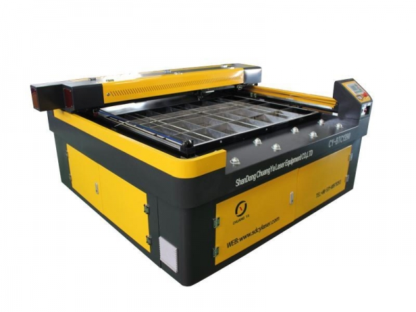 Buy New design co2 laser engraving cutting machine 1390 at wholesale prices