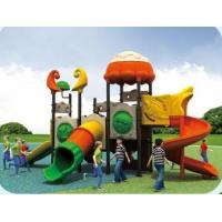 Exported to Columbia Nontoxic Park Playground Hot Sale in South America HZ-D008
