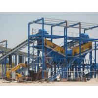 Clay processing plant