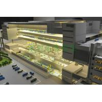 China Industrial Model Cathay Pacific Cargo Terminal on sale