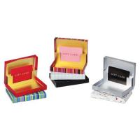 China Gift Card Holders Pop-Up Gift Card Box on sale