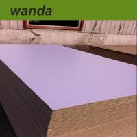 Quality plywood white melamine particle board for sale