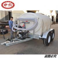 Quality CE Approved Water Tank Trailer for sale