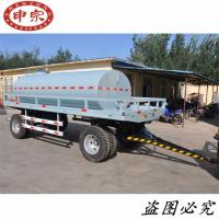 Quality Tanker Truck Fuel Pump Tractor Water Tank Sprayer Trailer for sale