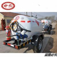 Quality Airport Transit Fuel Tank Trailer for sale