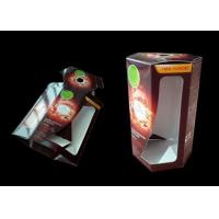 Foldable candle boxcardboard candle box, 4 color printing, glossy lamination
