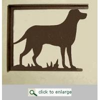 FURNITURE Lab Retriever Shelf Brackets