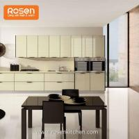 Quality DIY Best New Design Ready Made Glass Door Inserts Kitchen Cupboards for sale
