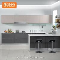 Quality Economical Kitchen Cabinets Sets for Ready Building Construction for sale