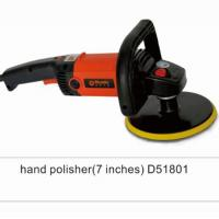 Buy cheap Construction Tools Variable Speed Power Hand Held Electric Buffer Grinder from wholesalers