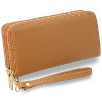 Dual Compartment Accordion Wallet
