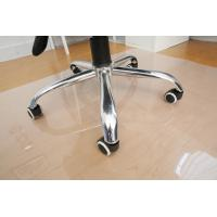 China plastic chair mat,PP chair mat on sale