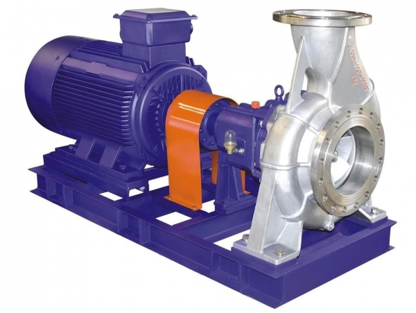 China IH Light Duty Petro-chemical Process Pump(pdf)